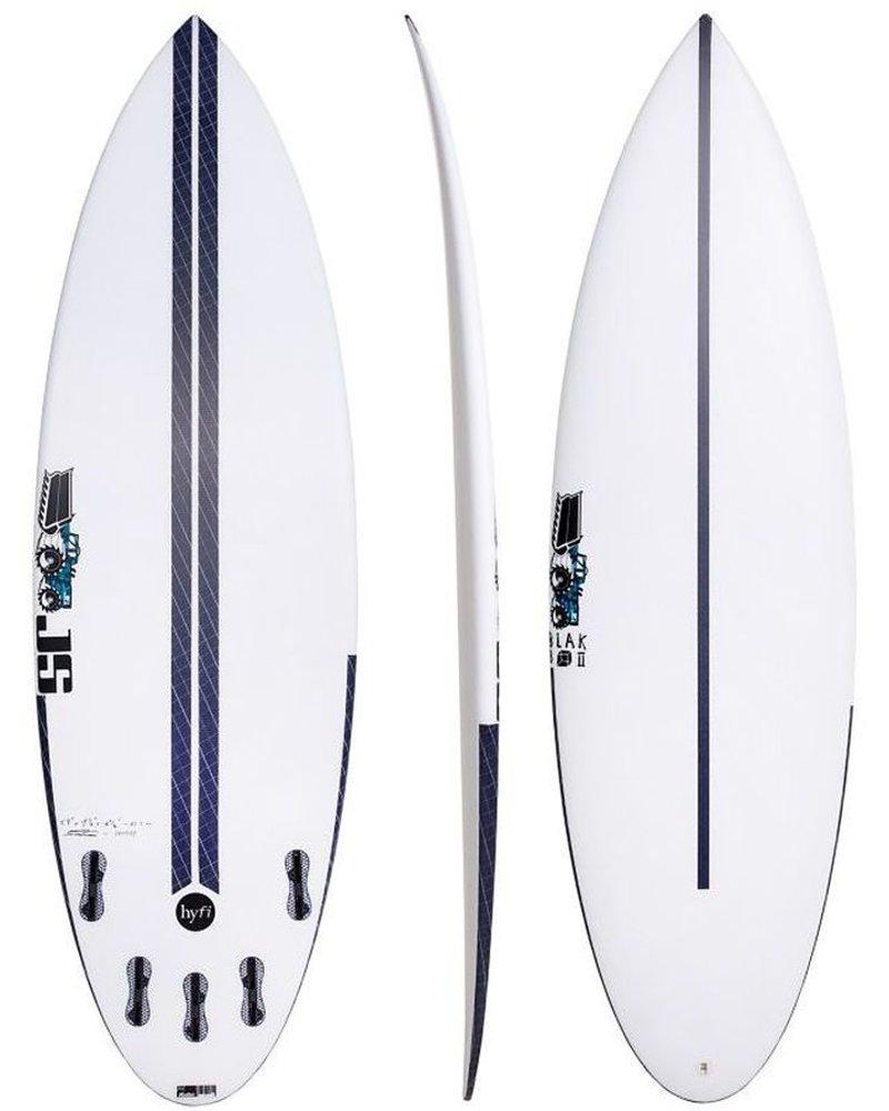 """JS SURFBOARDS Blak Box 2 Squash Tail HYFI  5' 11"""" x 20 """" x 2 1/2"""" x 31.6L - FCS II"""