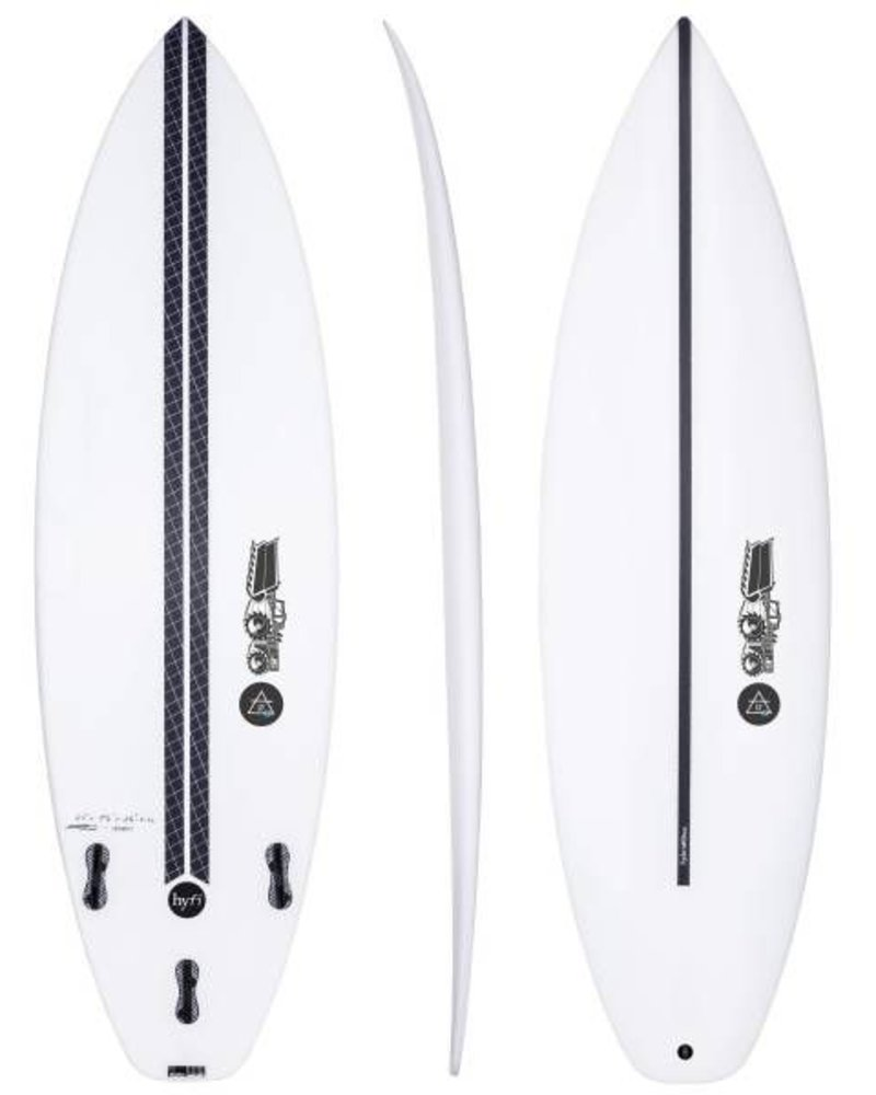 "JS SURFBOARDS AIR 17 X HYFI 5' 11"" x 19 1/8"" x 2 7/16"" x 28.6L - FCS II"