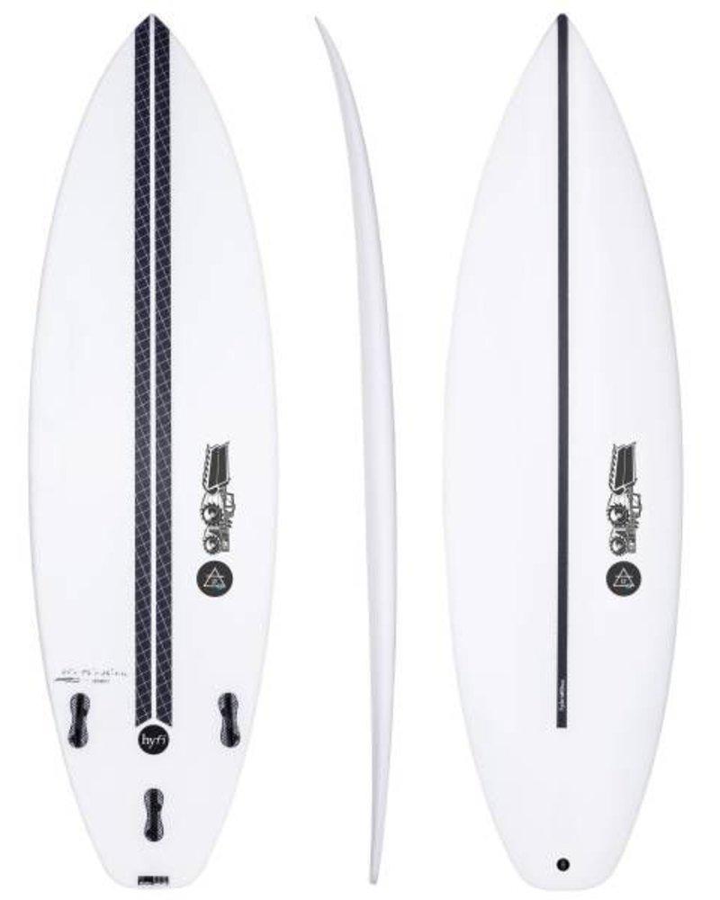 """JS SURFBOARDS AIR 17 X HYFI - 5' 10"""" x 19 """" x 2 3/8"""" x 27.3L - Futures"""