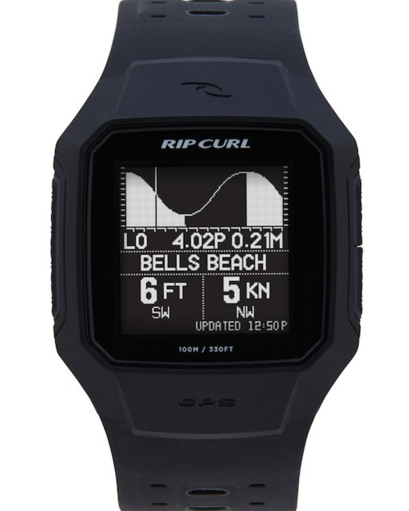 RIP CURL RIP CURL SEARCH GPS 2 WATCH