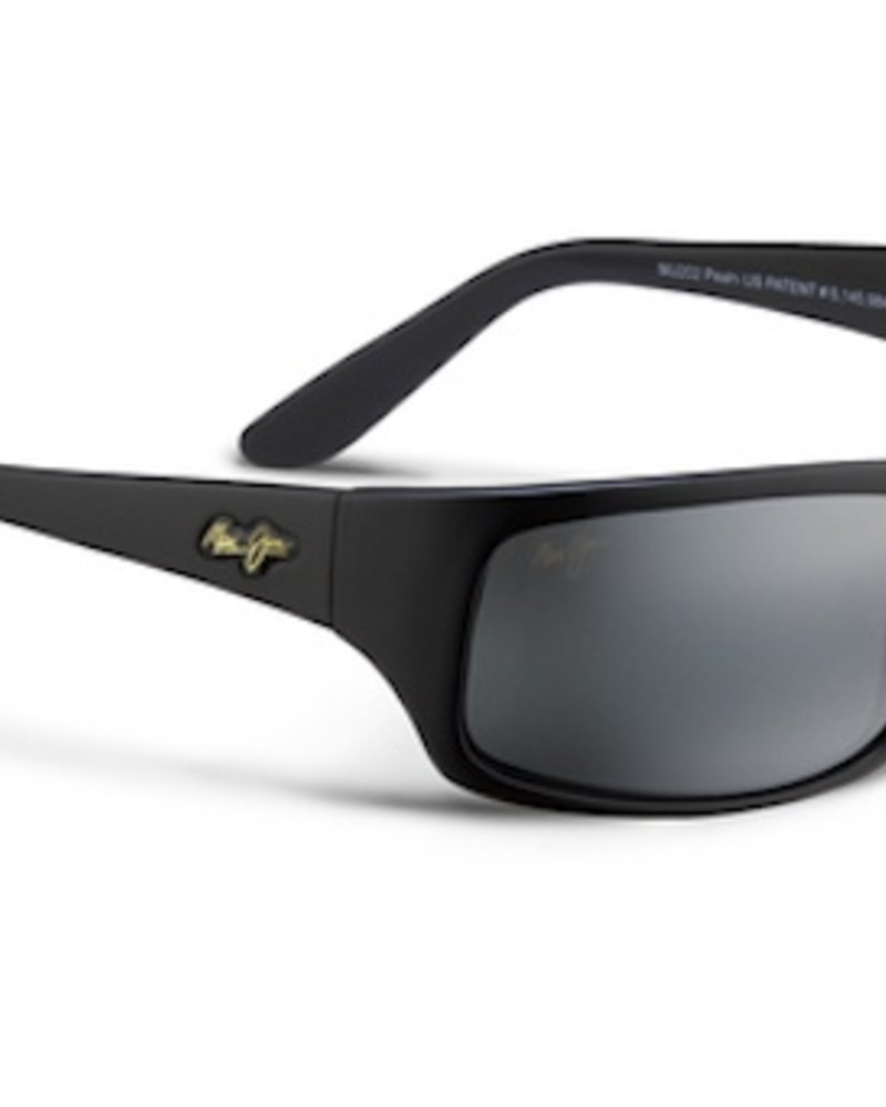 MAUI JIM MAUI JIM PEAHI GLOSS BLACK