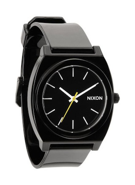 NIXON NIXON TIME TELLER P BLACK