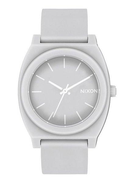 NIXON NIXON TIME TELLER P MATTE COOL GRAY
