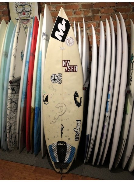 USED 5'9 WRV SHORTBOARD<br /> (GEORGE STELLA)