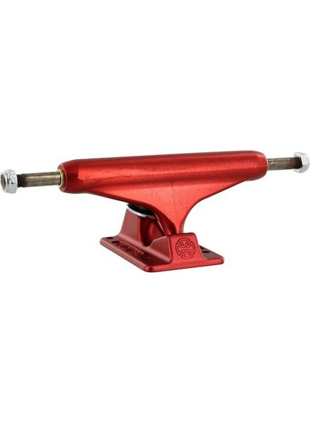 INDE STD 139MM FORGED HOLLOW ANO RED SK8 TRUCK