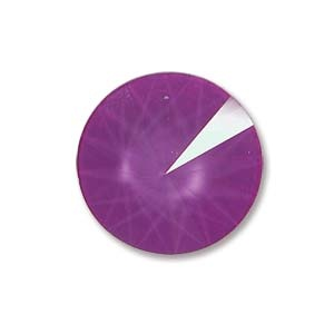 Austrian Swarovski Rivoli (1122), 14 mm, Ultra Purple