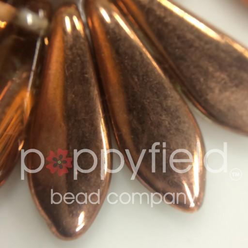 Czech Daggers, 5X15, Copper, 50 pcs