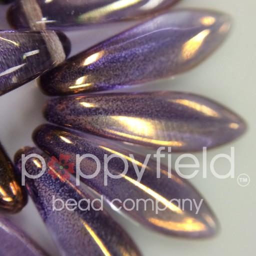 Czech Daggers, 5X15, Purple Copper, 50 pcs