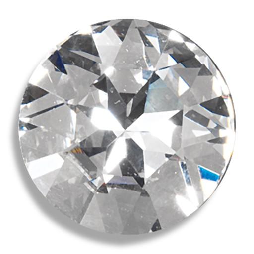 Austrian Swarovski Rivoli, 27 mm, Crystal