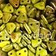 Czech CM Triangle, 6 mm, Chartreuse Sheen, 10g