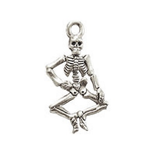 Full Skeleton, Pewter
