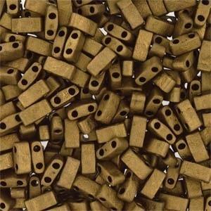 Japanese Half TILA, Matte Metallic Gold, 10gm tube