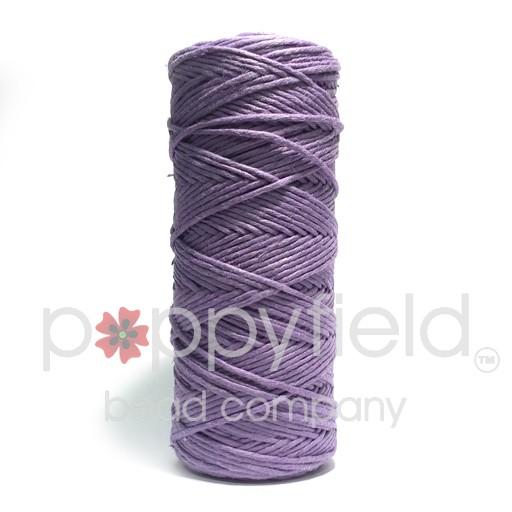 Hemp Cord, 20lb, Lavender, 205 ft