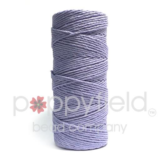 Hemp Cord, 20lb, French Blue, 205 ft