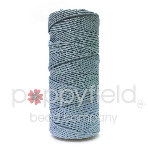Hemp Cord, 20lb, Light Blue, 205 ft