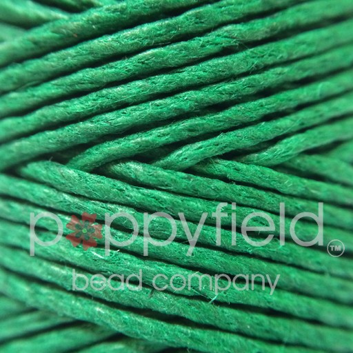 Hemp Cord, 20lb, Green, 205 ft