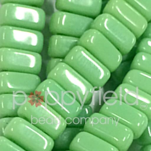 Czech Bricks, Honeydew, 50 pcs