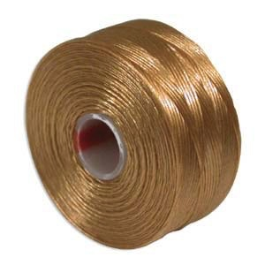 C-LON Thread, D, Light Brown, 78 YDS