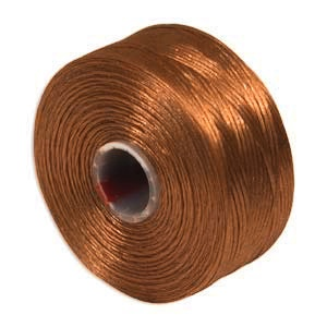 C-LON Thread, D, Light Copper, 78 YDS