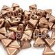 Czech Kheops Par Puca, Copper Gold Matte, 10g