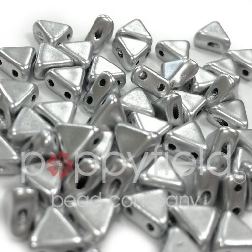 Czech Kheops Par Puca, Silver Aluminium Matte, 10g