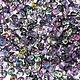 Czech Superduos, Crystal Magic Violet-Grey, 25g