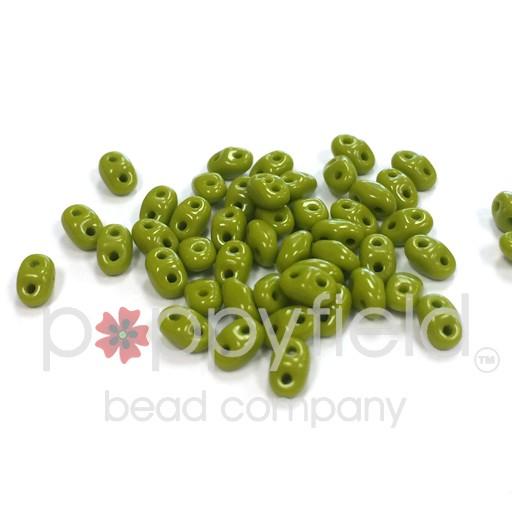 Czech MINI-DUO, Opaque Green, 12g