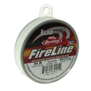 8lb Crystal Fireline