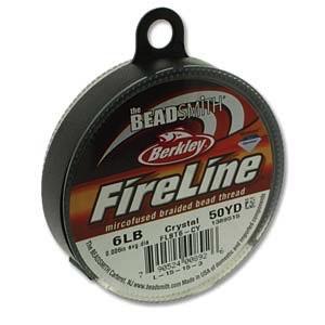 6lb Crystal Fireline