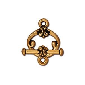 Classic Toggle Set, Antique Gold Finish