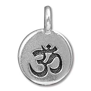 Helby OM Charm, Silver tone
