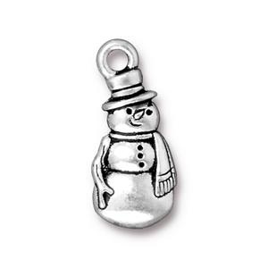 Frosty Charm, Silver Plate