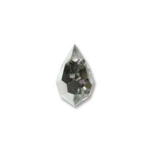 Czech Preciosa Crystal Drops, 9x15, Labrador, 2 pcs