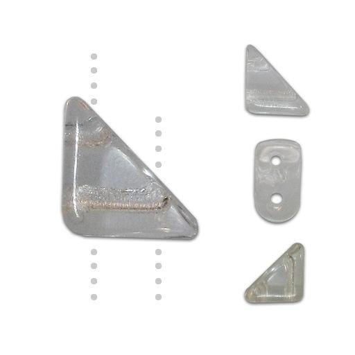 Czech Tango, Labrador (Metallic Bright Silver), 10g