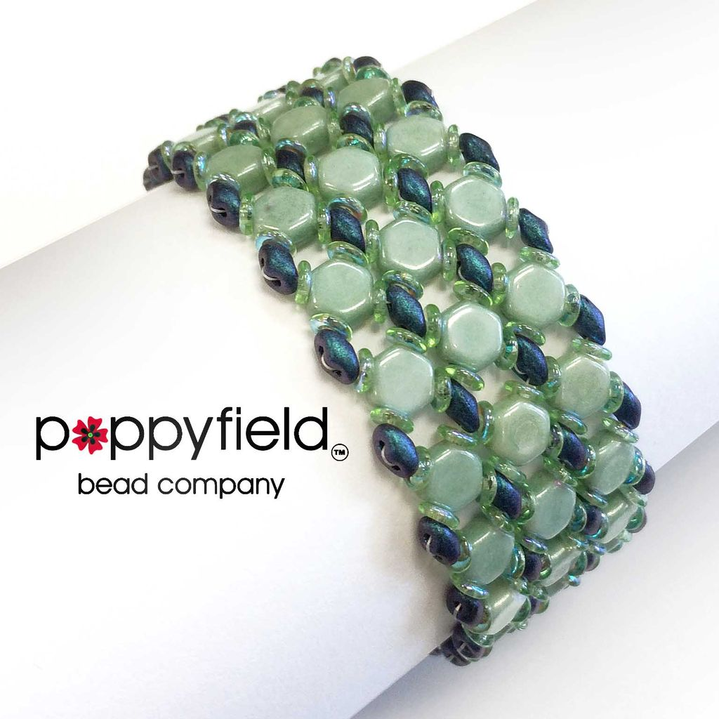 Local Beezzzz Bracelet by Akke Jonkhof, Bead Bundle & PDF Tutorial