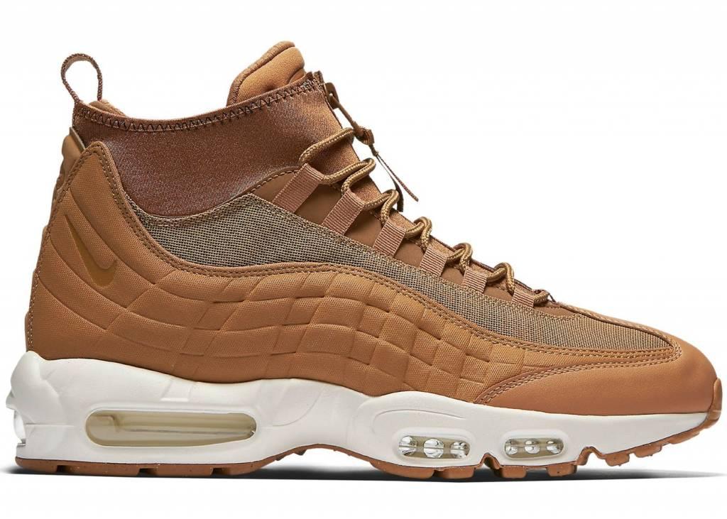 nike max 95 sneakerboot flax
