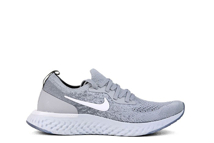 Nike NIKE EPIC REACT FLYKNIT GS WOLF GREY