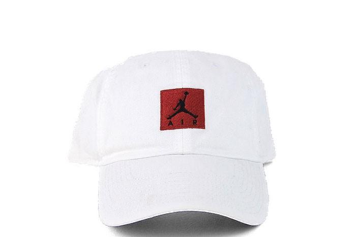 ff691c32996d63 ... coupon jordan jordan heritage86 jumpman air cap white black gym red  74e93 0bcb9