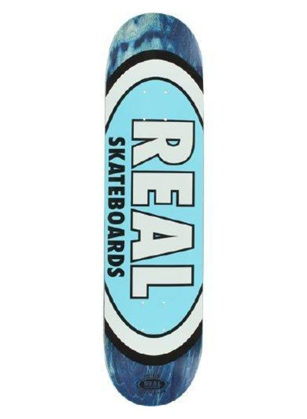 REAL SKATEBOARDS Real Pro Deck