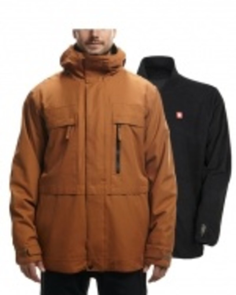 686 686 Authentic Smarty Form Jacket