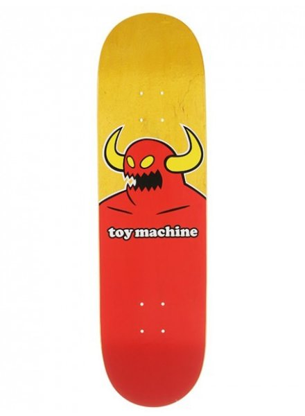 TOY MACHINE TOY MACHINE Deck