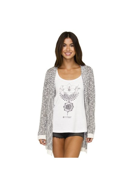 ELEMENT Element Karen Wrap Sweater