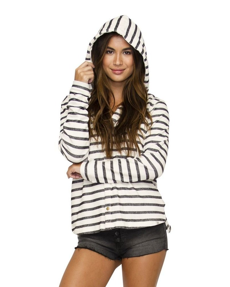 ELEMENT Element Party Stripe Hoodie