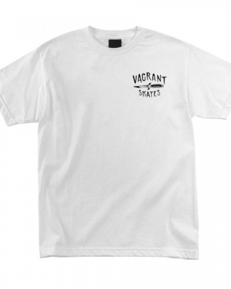 VAGRANT SKATEBOARDS Vagrant Tee