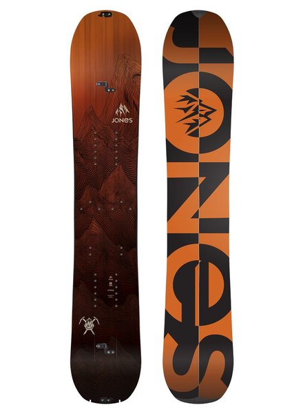 JONES SNOWBOARDS Jones Solution Splitboard