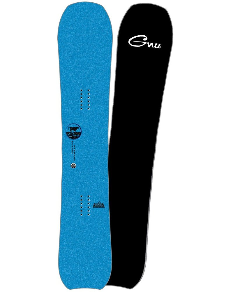 GNU Gnu Hyperkyarve C2X Snowboard