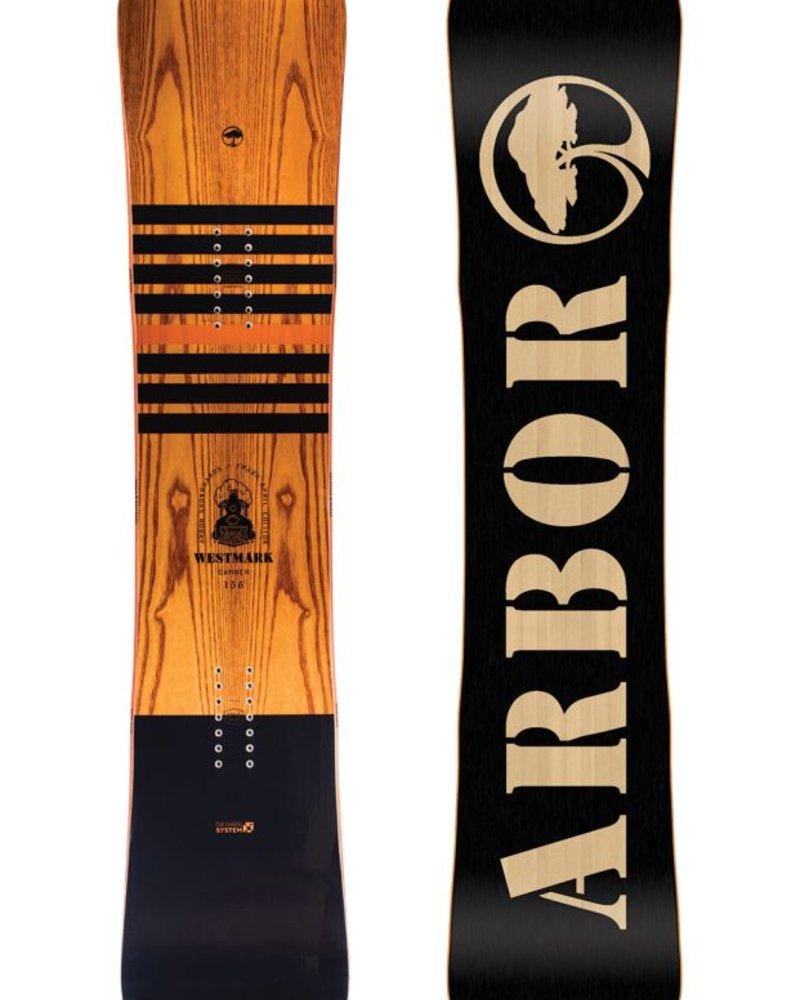 ARBOR Arobor Westmark FA Camber Snowboard