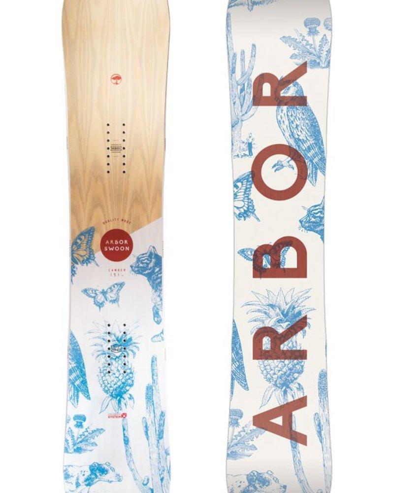 ARBOR Arbor Swoon Camber Snowboard