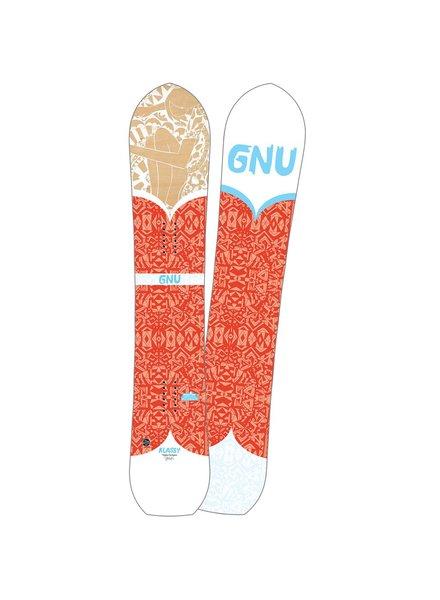 GNU Gnu Klassy C2X Snowboard