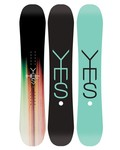 YES Yes Hel Yes Snowboard